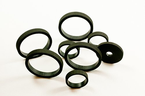 Neoprene-Cut-Washers