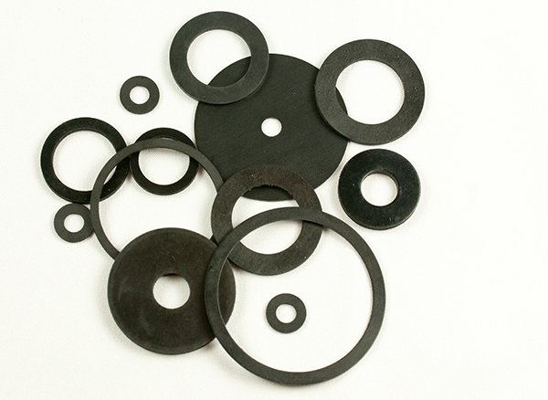 SBR Rubber Washers | Cannon Gasket